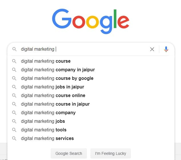 keyword research by google auto suggestion (3)